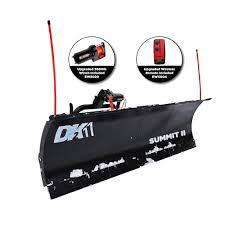 Detail K2 Summit II Series 88 In. X 26 In. Snow Plow For Trucks And ...