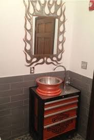 My Client The River Churchs Harley Bathroom With Help Of Prosource