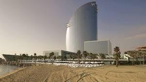 100 W Hotel In Barcelona Spain Costa Brava GolfersGlobe