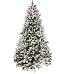 Santas Forest 63776 Christmas Pre Lit Noble Fir Tree Clear 7 1 2