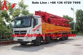 100 Concrete Pump Truck For Sale Buy Beiben Beiben Suppliers
