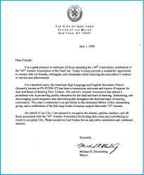 100th Anniversary Congratulatory Letters