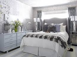 Delightful Decoration Gray And White Bedroom Ideas