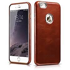 Amazon iPhone 6 6S Leather Case birgus[TM] Case [ GENUINE