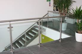 Glass Balustrades From Modern Glass - Oxfordshire And London Glass Stair Rail With Mount Railing Hdware Ot And In Edmton Alberta Railingbalustrade Updating Stairs Railings A Split Level Home Best 25 Stair Railing Ideas On Pinterest Stairs Hand Guard Rails Sf Peninsula The Worlds Catalog Of Ideas Staircase Photo Cavitetrail Philippines Accsories Top Notch Picture Interior Decoration Design Ideal Ltd Awnings Wilson Modern Staircase Decorating Contemporary Dark