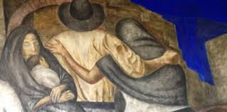 Jose Clemente Orozco Murales San Ildefonso by Antiguo Colegio De San Ildefonso
