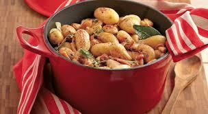 comment cuisiner les rattes cocotte de rattes du touquet aux chignons