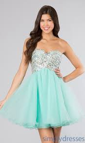 beaded strapless gown babydoll formal dress simply dresses