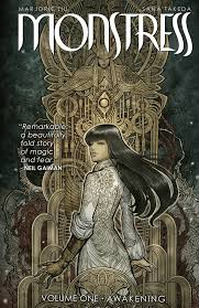 Review Monstress Vol 1 Comic Bastards