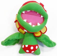 super mario brothers petey piranha plush 7 doll brothers