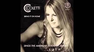 CC Coletti Bring It Home ficial Audio