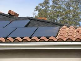 installation on tile s tile roof solar panels solar