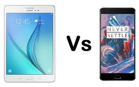 Tablet vs Smartphone Which one to choose