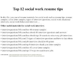 Social Work Resume Examples Case Worker Template Neat Design