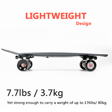 100 Lightest Skateboard Trucks Maxfind World Penny Board Electronic Colorful E Skateboard