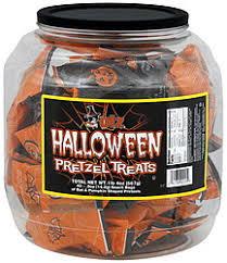 Utz Halloween Pretzel Treats Nutrition by Salty Snacks Chips Pretzels Popcorn Puffs Etc Calories