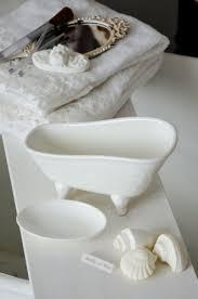 badezimmer seifenschale schale oval keramik weiß badezimmer