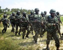 siege army entire borno state free from boko haram siege army insists