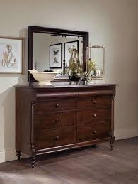 Vintage Vanity Dresser Set by Vanity Dresser With Mirror
