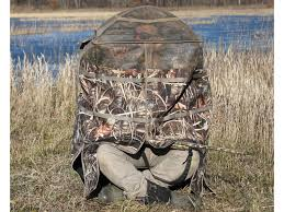 Ameristep Chair Blind Youtube by Momarsh Freedom Hunter Chair Blind Realtree Max 5 Upc 896306000369