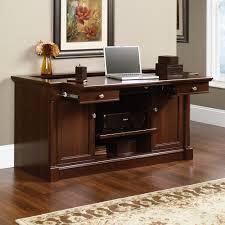 Sauder Palladia Desk With Hutch by Sauder Palladia Credenza 412079