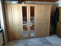 schlafzimmer komplett bett schrank kommode und nachttische