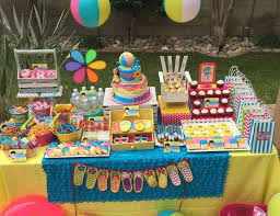 Outdoors Design Pool Party Ideas For Tweens Pool Party Ideas For