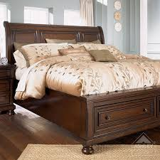 Ashley Furniture Queen Size Bed Bedroom Furniture
