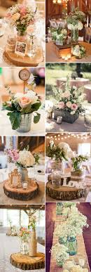 Weding Diy Rustic Wedding Decoration Ideas Table Best Decorations On Pinterest Country Outstanding