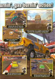 100 Tough Trucks Modified Monsters 2003 Windows Box Cover Art MobyGames