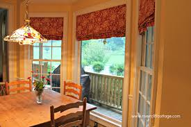 Kitchen Curtain Ideas For Bay Window by Kitchen Window Treatments