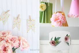 Get Inspired With These Spring Paper Crafts For Your Home