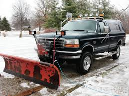 100 Truck With Snow Plow For Sale S August 2017