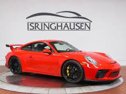 Used 2018 Porsche 911 GT3 For Sale In Springfield, IL | VIN ...