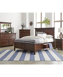 Matteo Nightstand Furniture Macy s