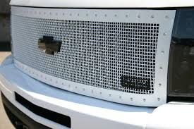 Status Grill Chevy - Custom Truck Accessories 2015chevysveradohdcustomsportgrille The Fast Lane Truck Eternity Custom 2002 Chevy Silverado Photo Image Gallery Status Grill Accsories New Grille Options For The Chevrolet 1500 Bumper Ebay 07 Tahoe Black Billet Grille And Headlight Covers 2500hd Questions Does Anyone Make A Custom How To Install Trex Torch Youtube Mytightridecom Trex Join Dominate Automotive Billet 2014 Grilles Available Now Stillen