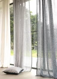 Searsca Sheer Curtains by Made To Measure Curtains Natural Curtain Company