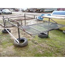 Pipe Rack-Ladder Rack 8ft Bed - Car & Truck Parts