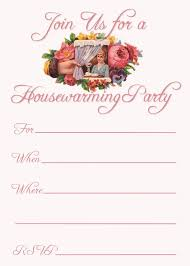 Housewarming Greeting Cards Printable 25 Unique Invitation Templates Ideas