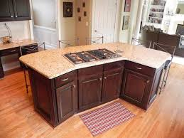 Kitchen Island With Cooktop And Seating Kitchen Island With Stove Top And Seating