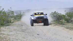 Total Chaos 2005+ Toyota Tacoma Desert Race Truck - YouTube