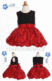 baby girl dresses black wedding princess vestidos 2016 fashion