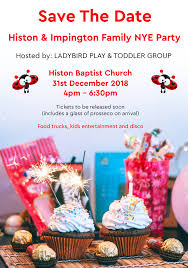 100 Ladybird Food Truck New Years Eve PartyNEWS For Histon And Impington