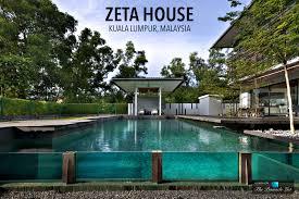 100 Houses In Malaysia Zeta House Luxury Residence Kuala Lumpur Showcase