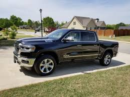My New 2019 Ram Limited | DODGE RAM FORUM - Dodge Truck Forums