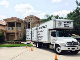 100 Trucking Companies In Houston Tx Movers In Northwest TX TWO MEN AND A TRUCK
