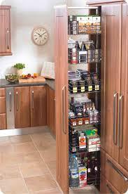 Kitchen Kitchen Organizer Baskets With Kitchen Can Storage Also