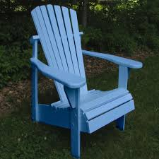 Navy Blue Adirondack Chairs Plastic by Classic Painted Adirondack Chairs Set Of 2 Dfohome