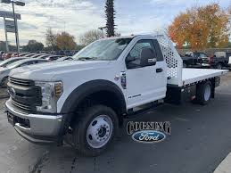 100 Flatbed Truck Body New 2018 Ford F550 For Sale In Corning CA 53756