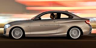 Rumor BMW Approves 2 Series Four Door Gran Coupe BimmerFile